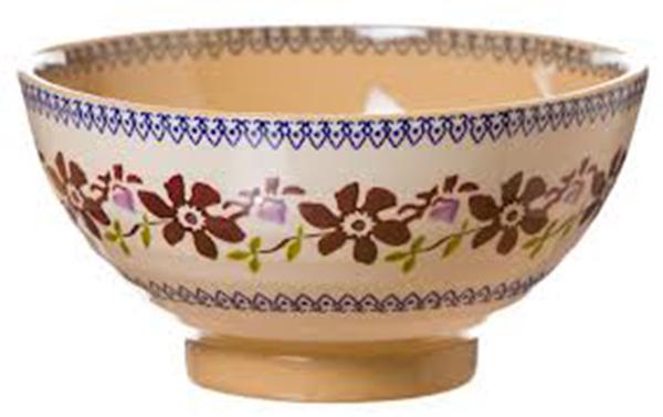 Clematis Medium Bowl