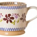 Clematis Mug Large