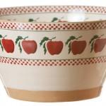Nicholas Mosse Apple Angled Bowl Large