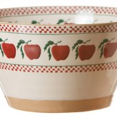 Apple Angled Bowl Large