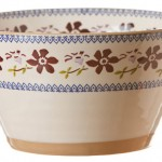 Nicholas Mosse Clematis Angled Bowl Large