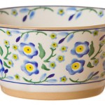 Nicholas Mosse Forget Me Not Angled Bowl Small