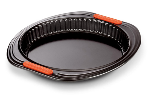 Le-Creuset Flan and Quiche Tin