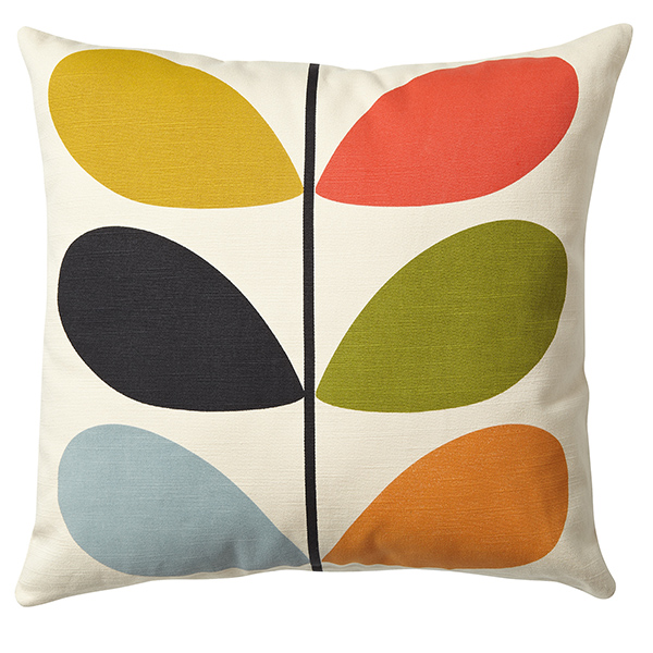 Orla Kiely Cushion Multi Stem