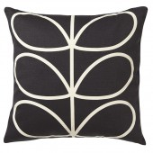 Orla Kiely Cushion State Blue