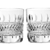 WC Irish Lace Tumbler Pair
