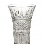 WC Irish Lace Vase 8 Inch