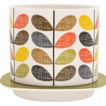 orla-kiely-herb-pot multi stem