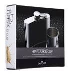 Hip Flask with Cup from Kitchencraft