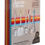 Jamie Oliver 5pce Essential Tool Set