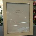 Classic White Enamel Frame 8 x 10 Tipperary Crystal