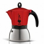 BIALETTI Moka Induction Espresso Maker 3 Cup