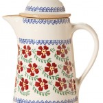 Nicholas Mosse  Old Rose Coffee Pot