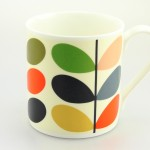 New Orla Kiely Large Multi Stem China Mug
