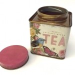 Nostalgia Tea Caddy