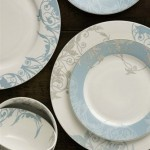 Belleek Living Novello 12 Piece Dinner Set