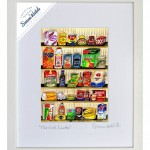 The Irish Larder Simone Walsh Framed Print
