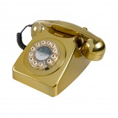 W&W Brass Phone