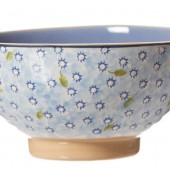 nicholas mosse veg bowl light blue lawn