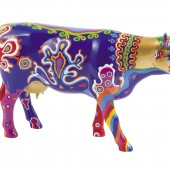 46481 cow parade beauty cow