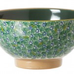 Nicholas Mosse Vegetable Bowl Green Lawn