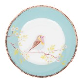 51.001.008 early bird plate blue
