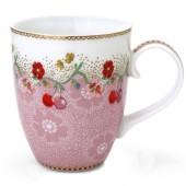 51.002.137 pip studio cherry pink mug