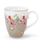 51.002.142 pip studio cherry khaki mug