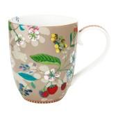 51.002.147 pip studio hummingbird khaki mug