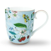 51.002.148 pip studio hummingbird blue mug