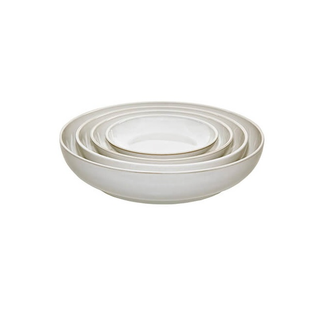 denby canvas set 4 nesting bowls 375040650
