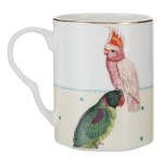 Parrot Mug - Yvonne Ellen