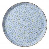 nicholas mosse platter light blue lawn