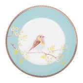 51.001.008 early bird plate blue