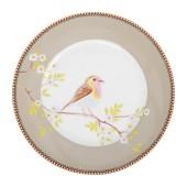 51.001.009 early bird plate khaki