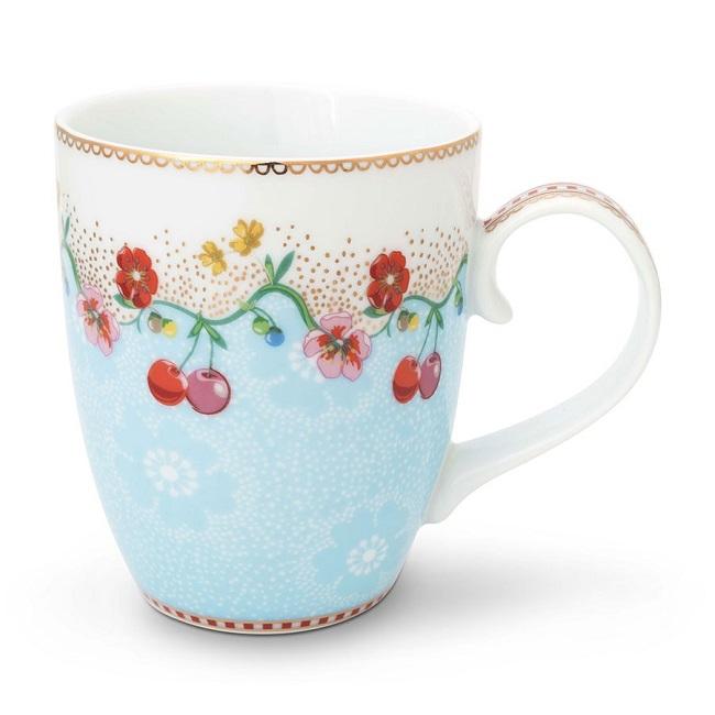 51.002.139 pip studio cherry blue myg  sc 1 st  Barkers Wexford & Pip Studio Large Floral Cherry Blue Mug   My CMS
