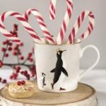 Penguin mug 1