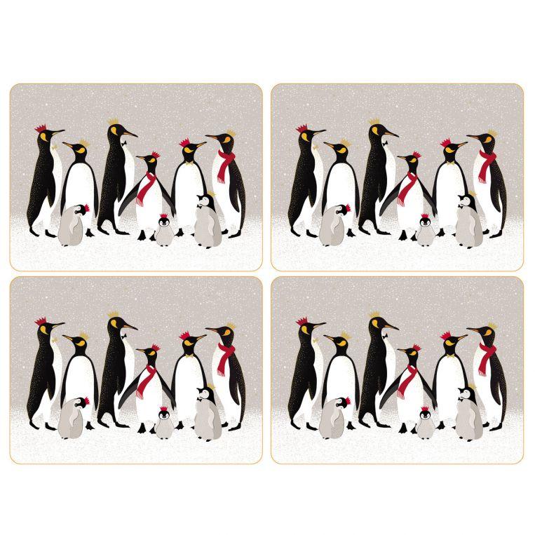 Penguin placemats