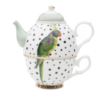 Parrot Tea for One - Yvonne Ellen