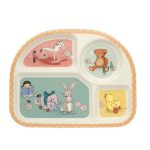 Melamine Eating Tray - Belle & Boo